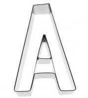 Ausstechform Buchstabe A - 6 cm