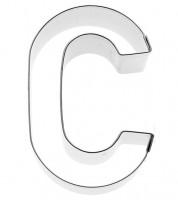Ausstechform Buchstabe C - 6 cm