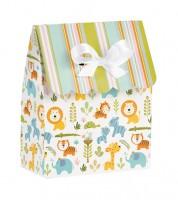 """Kleine Geschenkboxen """"Tierfreunde"""" - 12 Stück"""