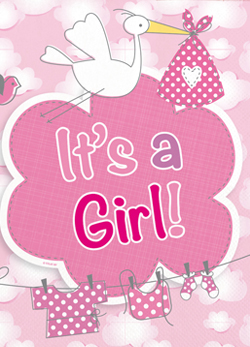 Storch - It's a Girl