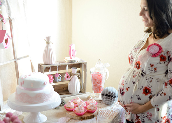 Diy Bastelideen Baby Belly Party Blog