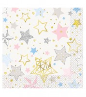 """Servietten """"Twinkle Twinkle Little Star"""" - 16 Stück"""