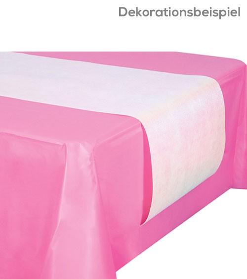 """Tischläufer """"Iridescent"""" - 36 cm x 2,13 m"""