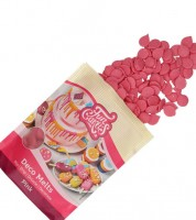 Funcakes Deco-Melts - rosa - 250 g