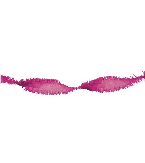 Drehgirlande 24 m - pink