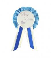 Best Mom-Orden - blau