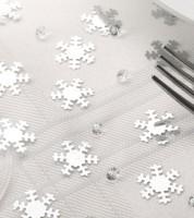"""Streuteile """"Schneeflocken & Diamanten"""" - 28 g"""