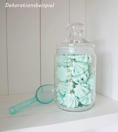 """Candy Bar Glas """"Cookies M"""" - 1000 ml"""