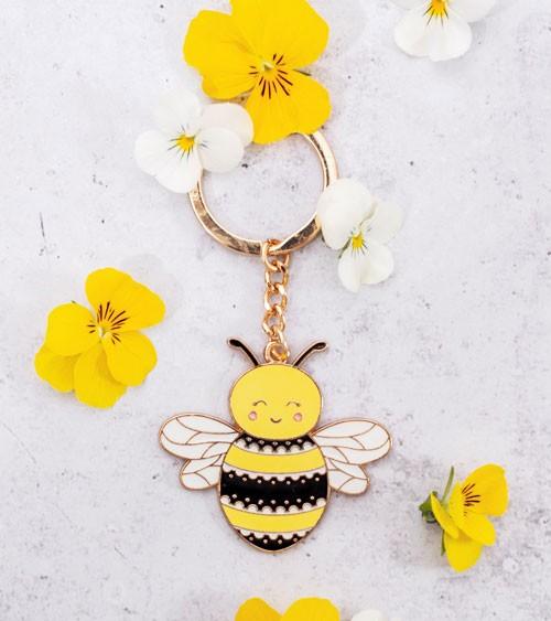 """Schlüsselanhänger """"Kleine Biene"""""""