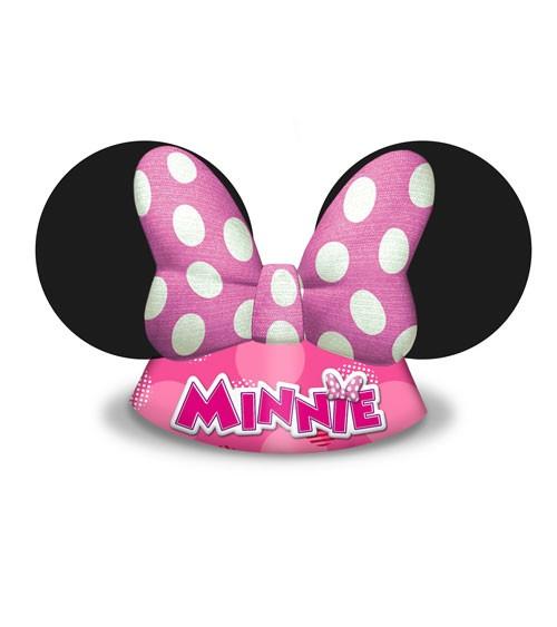 """Partyhüte """"Minnie Happy Helpers"""" - 6 Stück"""