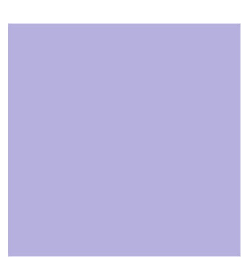 Lavendelfarbene Servietten - 50 Stück