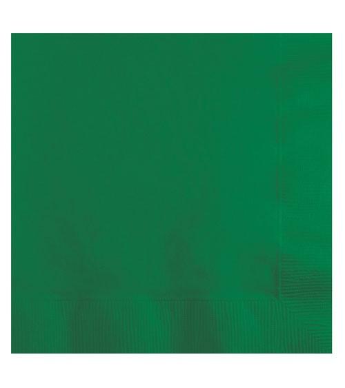 Servietten - emerald green - 50 Stück