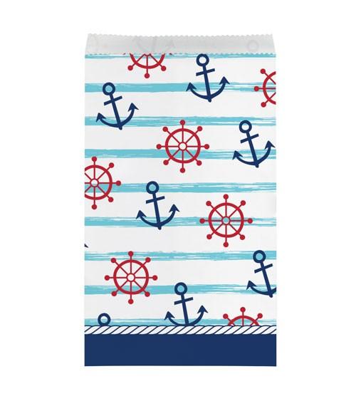 "Papiertüten ""Ahoy Baby"" - 8 Stück"