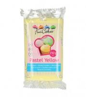 Funcakes Fondant - helles Gelb - 250 g