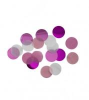 """Seidenpapier-Konfetti """"Farbmix Pink"""" - 15 g"""