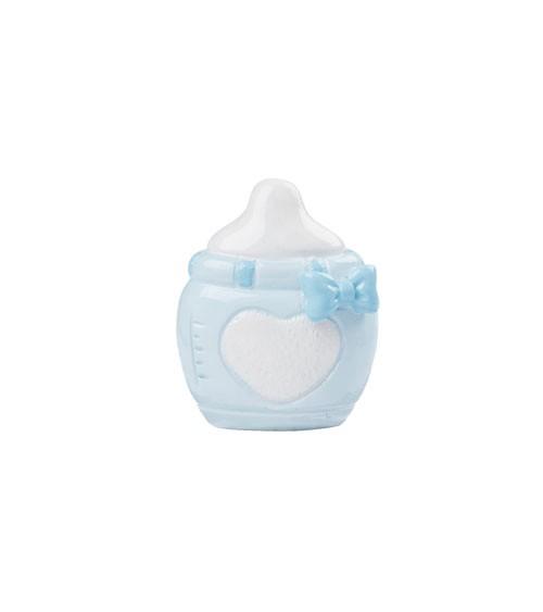 """Deko-Figur """"Baby Boy Flasche"""" - 3,5 cm"""