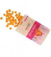 Funcakes Deco-Melts - orange - 250 g
