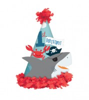 "Partyhut ""Ahoy Birthday"" - 1. Geburtstag"