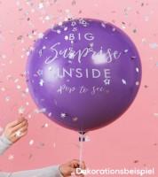 "Überraschungs-Ballon-Set ""Big Surprise"" - 5-teilig"