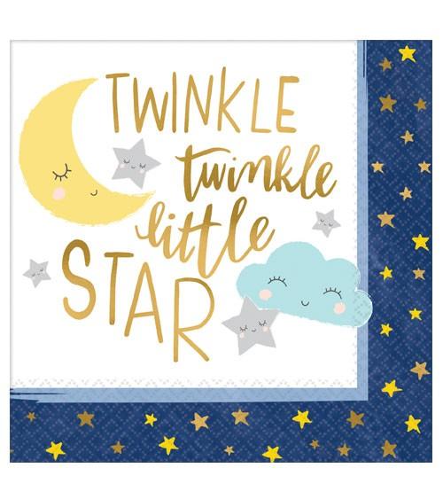 """Servietten """"Little Star"""" - 16 Stück"""