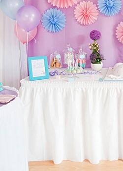 Deko Serien 1 Geburtstag Baby Belly Party Schweiz