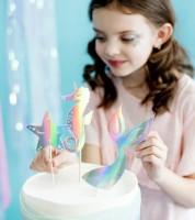 """DIY Cake-Topper """"Mermaid Party"""" - 3-teilig"""
